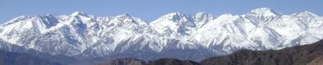 Cordillera de los Andes Argentina